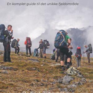 udgiv bog Kebnekaisefjeldene en komplet guide René Ljunggren Wadskjær Forlag
